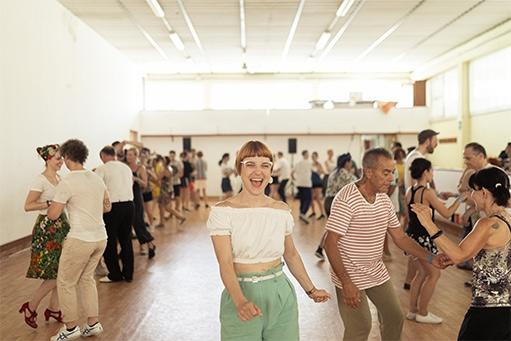 dance camp senigallia